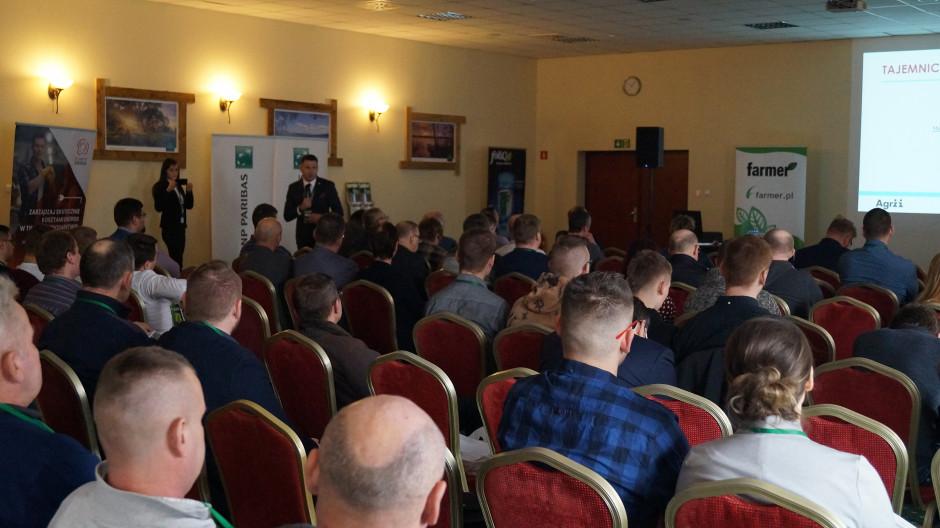 W konferencji, która odbyła się w czwartek tj. 28 lutego br., wzięło udział przeszło 90 osób, Zdjęcia: M. Powałka