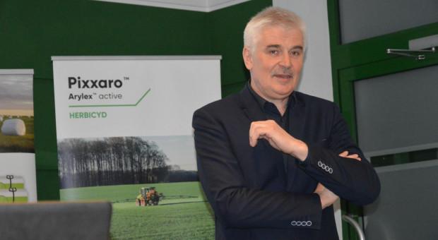 Program fungicydowy zbóż firmy Osadkowski SA
