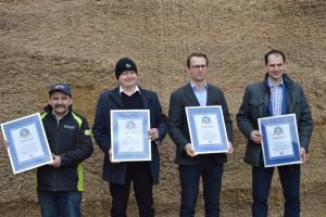 Pierwszy oficjalny rekord zawartości energii kiszonki z kukurydzy w Polsce