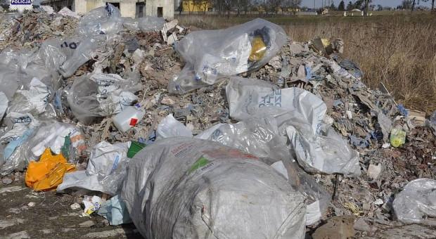 Kto urządził nielegalne składowisko odpadów?