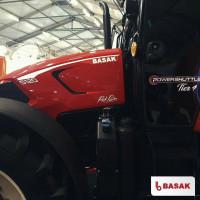 Prototyp ciągnika Başak 5120 na targach EIMA, fot. materiały prasowe