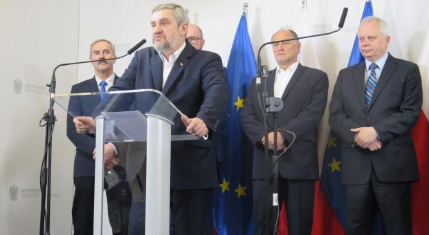 Ardanowski o proteście AGROunii: to akt bezradności i desperacji