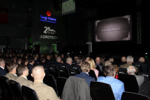 Przemówień inauguracyjnych wysłuchali wystawcy, samorządowcy i przybyli rolnicy