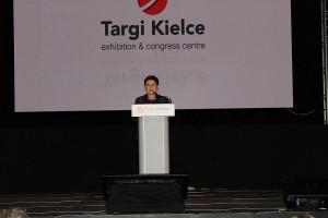 Na otwarcie Agrotech przybyła Premier Beata Szydło foto: GT