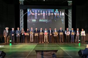Targi Agrotech 2019: puchar, wyróżnienia i medale przyznane