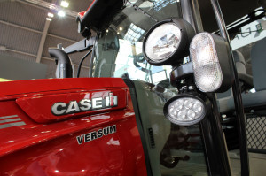 Case IH Versum na kieleckim Agrotechu, fot. ArT