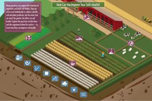 Czym jest zdrowie gleby? Dowiesz się z interaktywnej grafiki