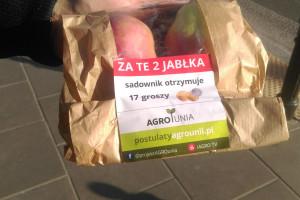 Eskimos nie płaci za jabłka, a gospodarstwa bankrutują