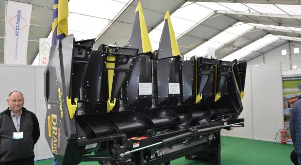 Olimac Drago GT – nowoczesne przystawki do kukurydzy