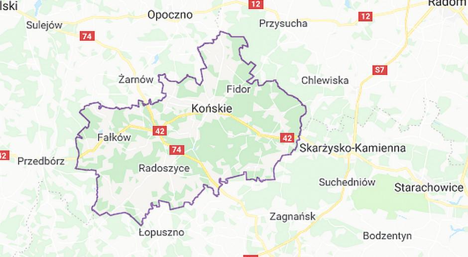 Wojewoda podpisała obwieszczenie o rozwiązaniu rady powiatu koneckiego w woj. świętokrzyskim