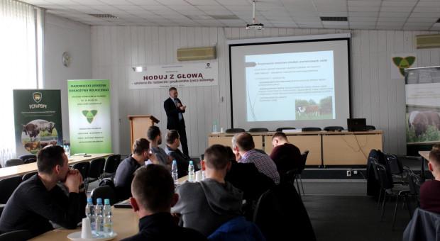 PZHiPBM szkoli hodowców i producentów żywca wołowego