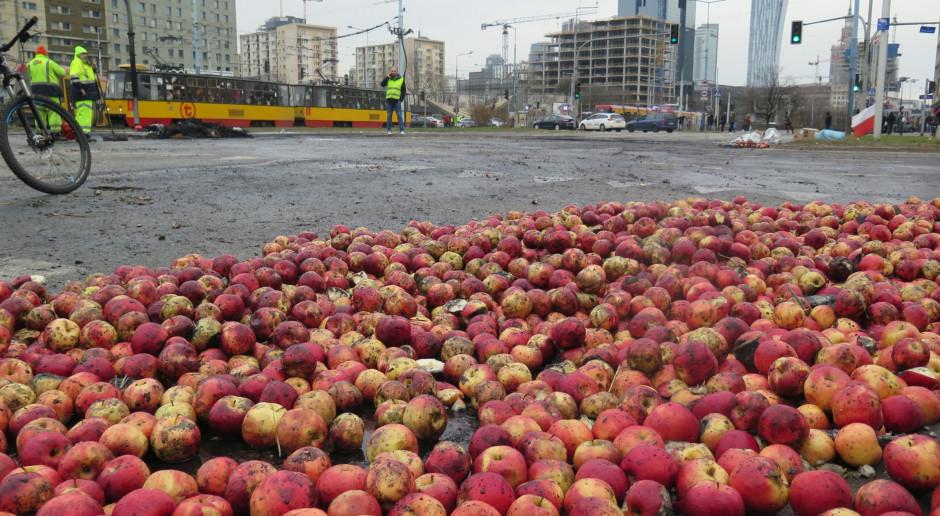 Rolnicy z AGROunii znowu zablokują plac Zawiszy w Warszawie