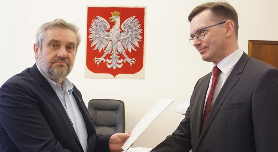 Wojciech Kędzia został powołany na stanowisko zastępcy Dyrektora Generalnego KOWR