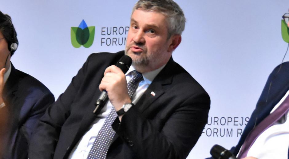 Minister Ardanowski złamał unijne prawo?