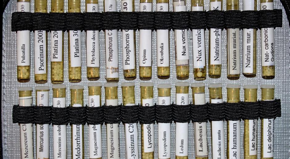 UE: Rozporządzenie o stosowaniu leków homeopatycznych w weterynarii