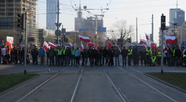 Protest AGROunii w Warszawie, czyli o co walczą rolnicy
