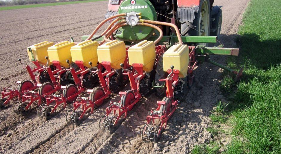 Wiosenne zasiewy i zasilanie upraw nawozami w Rosji
