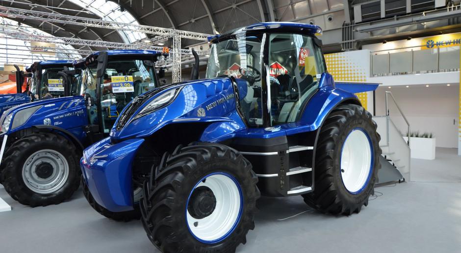 Marcowa sprzedaż nowych ciągników: New Holland nie oddaje pola