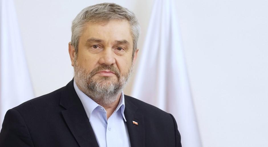 Ardanowski: poprawka w komisji PE ws. zrównania dopłat dla rolników ważnym sygnałem