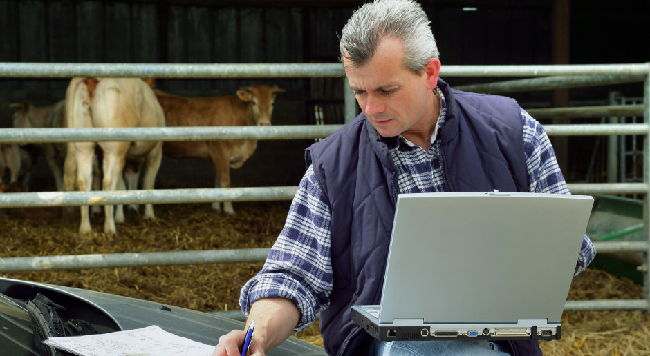 Komputer w pracy rolnika - od tego już nie uciekniesz