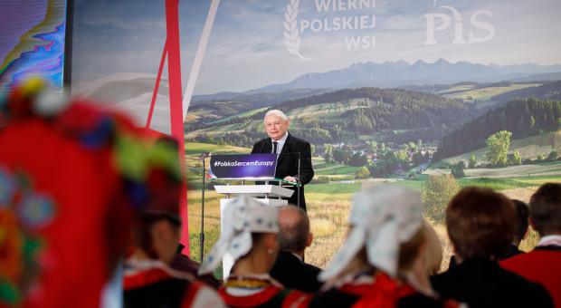 """PO-KO: PiS próbuje przeprowadzić """"interwencyjny skup głosów na wsi"""""""