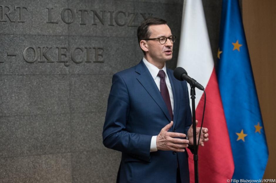 Morawiecki: wspólna polityka rolna i dopłaty dla rolników są kluczowe dla Polski
