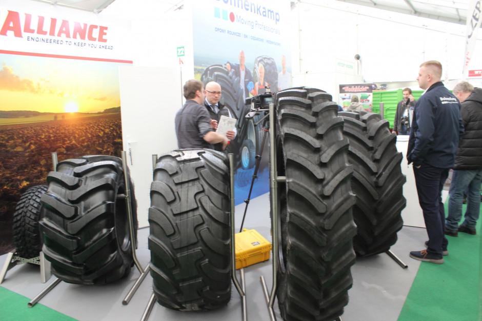 Firma Alliance Tire Group posiada bardzo szeroki wachlarz opon, fot. ArT