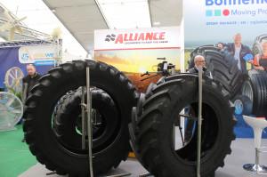 Opony produkowane są od niemal 60 lat pod markami: Alliance, Galaxy i Primex, fot. ArT