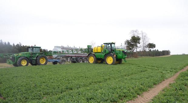 Słabe gleby, ziemniaki i najnowocześniejszy sprzęt
