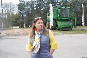 Jak twierdzi pani Agnieszka Tołłoczko, uprawa ziemniaków okazało się dobrą alternatywą dla rzepaku i zbóż, których plony były niezadowalające, fot. mw