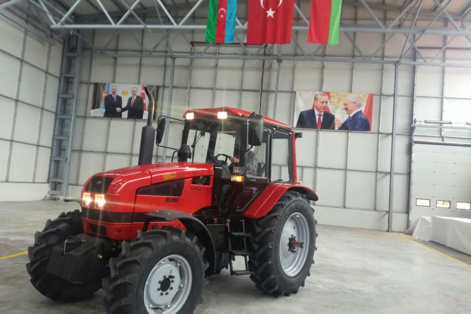 Oficjalne otwarcie montowni MTZ planowane jaest na lipiec br., fot. mat. prasowe