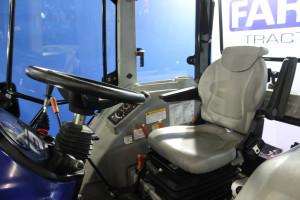 Farmtrac NETS Pro 6075E, fot. ArT