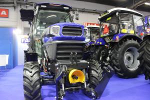 Farmtrac NETS Pro 6075EN, fot. ArT
