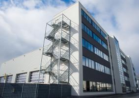 Nowe centrum testowe Claasa w Harsewinkel, fot. Claas