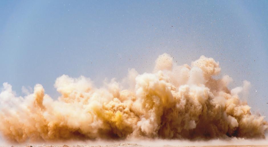 Klimatolog: Pył znad Sahary to smog pochodzenia naturalnego