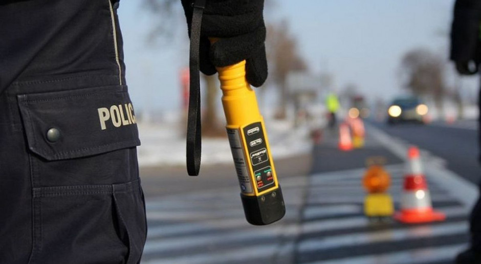 Traktorzyści na celowniku policji