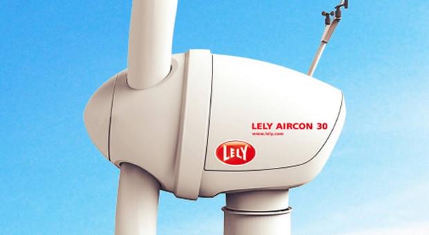 Lely pozbywa się działu energetyki wiatrowej