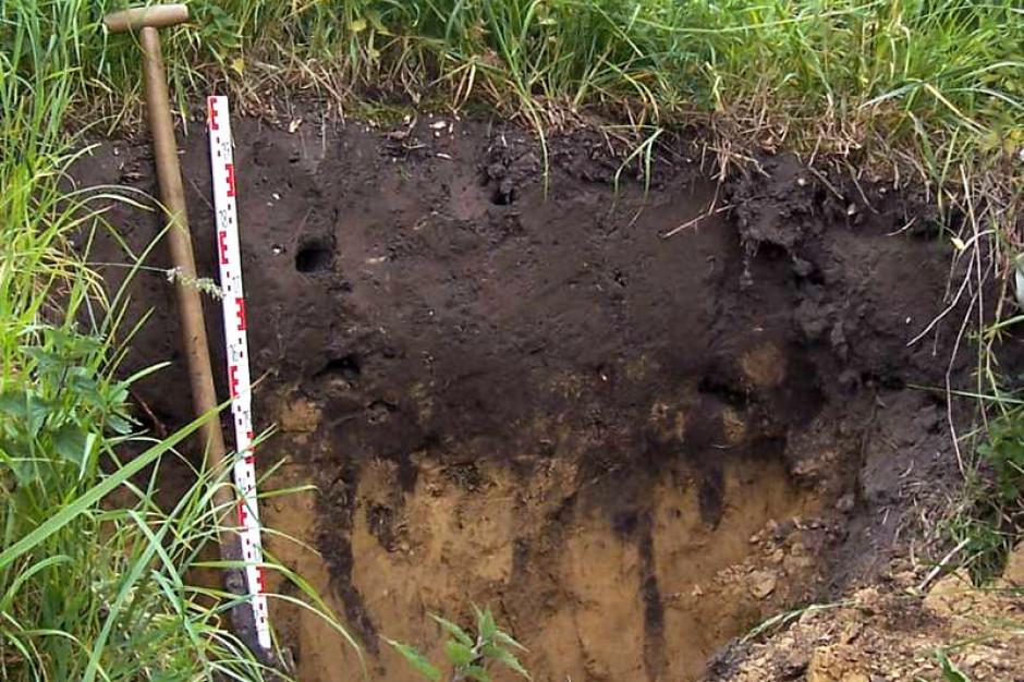 Woda niezbędna dla przeprowadzenia właściwej analizy gleby