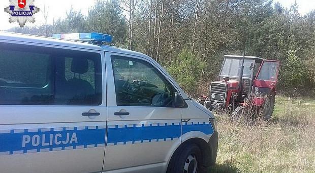Pasażerka spadła z wozu i trafiła do szpitala