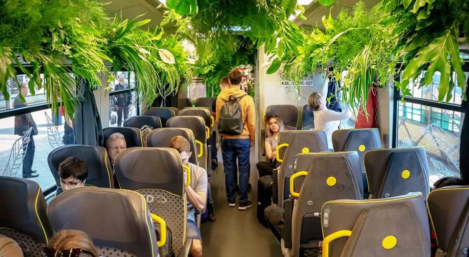 """""""Welcome to the Jungle"""" czyli podróż """"Zielonym Pociągiem"""""""