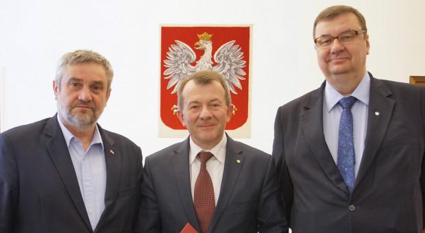 Minister Ardanowski o nowym Głównym Lekarzu Weterynarii