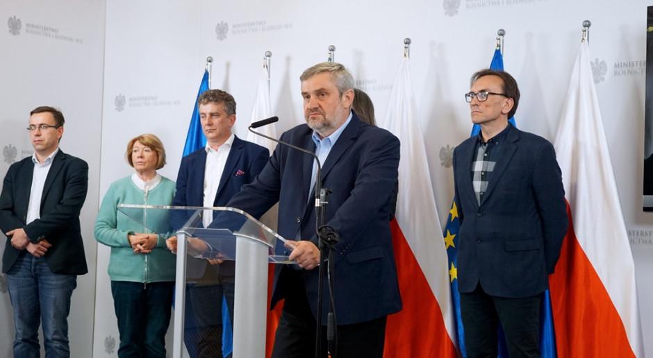 Ardanowski: Organizacje ekologiczne są zbyt uprzywilejowane