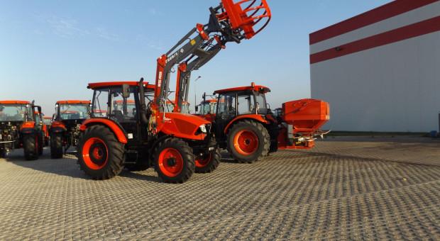 Sprzedaż nowych ciągników – Zetor Major liderem