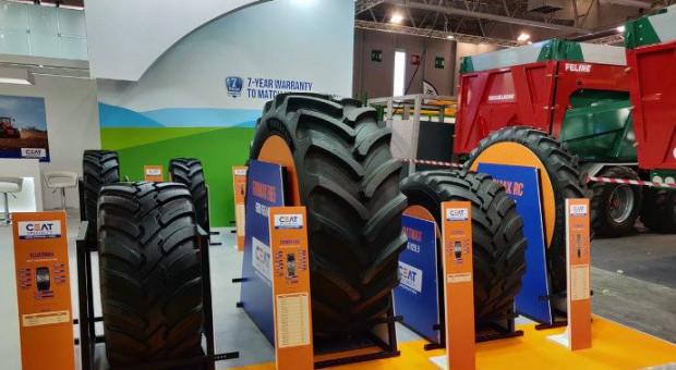 Nowy producent opon rolniczych