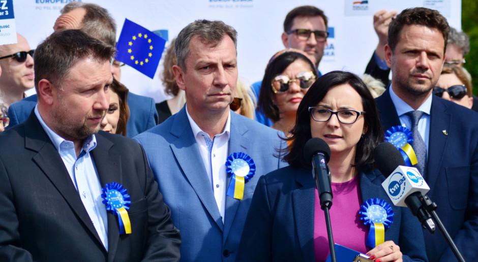 Nauczyciele, rolnicy i niepełnosprawni pójdą w marszu Koalicji Europejskiej 18 maja w Warszawie