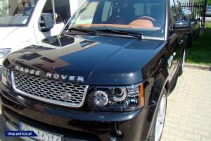 Szajka ma na koncie kradziez kilku luksusowych samochodów