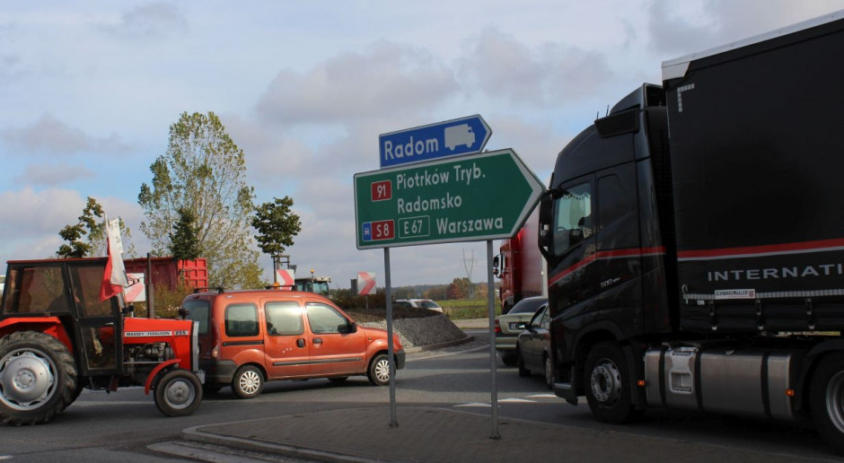Mieszkańcy podłódzkich gmin obawiają się budowy autostrady A1
