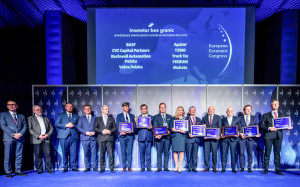 Apator, BASF, CVC Capital Partners, Feerum, Mokate, Track Tec, TZMO, Rockwell Automation Polska oraz Volvo Polska - te firmy znalazły się wśród tegorocznych laureatów tytułu