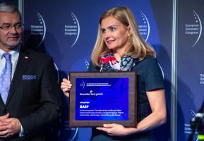 Katarzyna Byczkowska, dyrektor generalna BASF Polska, fot. PTWP