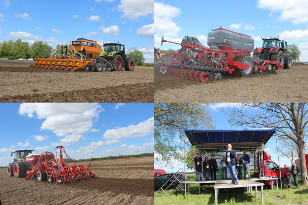 Konopie w uprawie pasowej – Dni Pola w Lotyniu